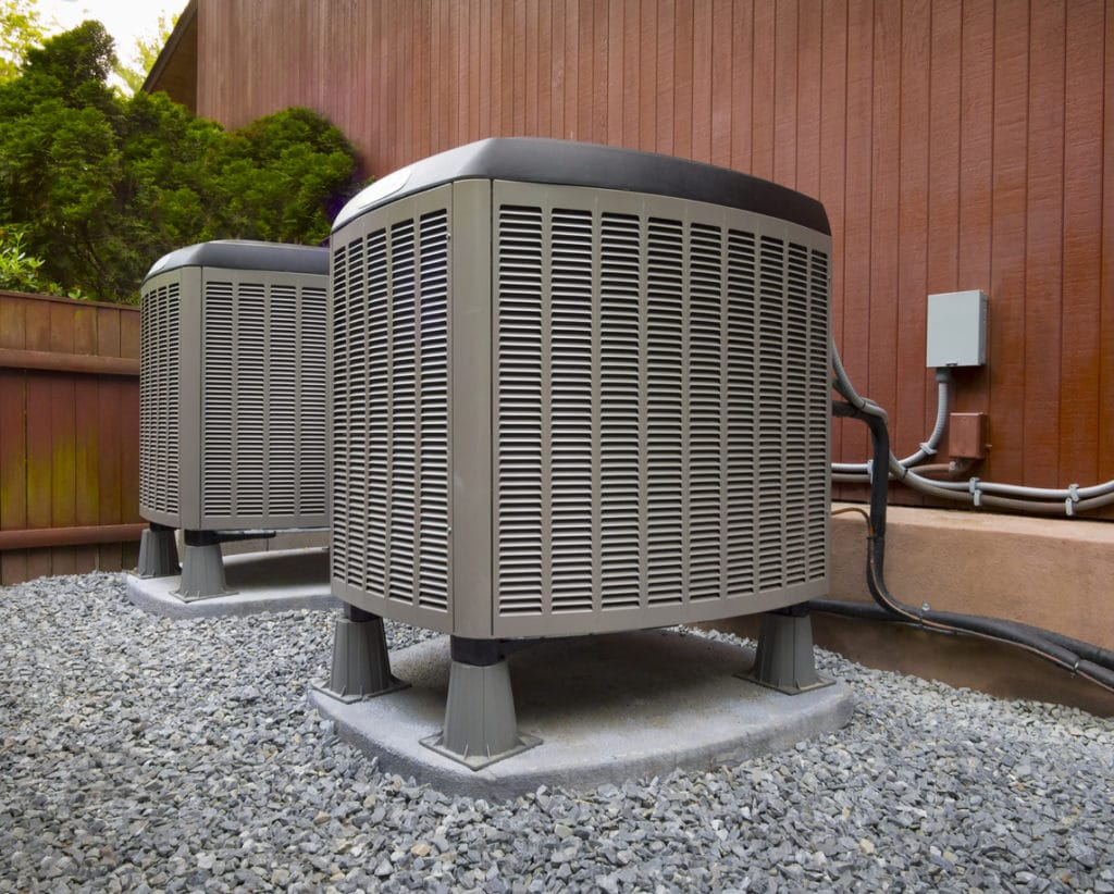 Heat pumps in Willis TX